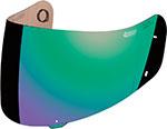 ICON Replacement Proshield Shield/Visor (Green Mirror, Anti-Fog)