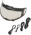 Z1R Electric Snow Shield for Phantom Motorcycle Helmet