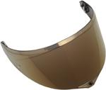 AGV GT3-1 Pinlock-Ready Shield for XS-LG Sport Modular Helmets (Iridium Gold)