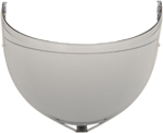 AGV GT3-2 Pinlock-Ready Shield for XL-3X Sport Modular Helmets (Light Smoke)