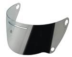 AGV Pinlock-Ready Shield for Legends X3000 Helmets (Iridium Silver)