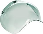 Biltwell Inc 3-Snap UV Bubble Shield/Visor for Motorcycle Helmets (Gradient Green)