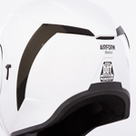 Icon Motosports Replacement Rear Spoiler for Airform Helmets (Smoke)