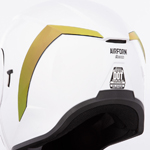 Icon Motosports Rear Spoiler for Airform Helmets (RST Mirror Gold)