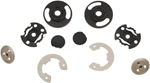 AGV Visor Mechanism Pivot Kit w/ Screws for Legends X3000 Helmets