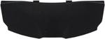AGV Rear Spoiler for Sport Modular Helmets (Black)