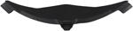 AGV Breath Deflector for Sport Modular Helmets (Black)
