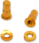No Toil Rim Lock Tower Nut/Spacer Set (Gold) NTRK-002