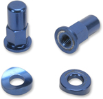 No Toil Rim Lock Tower Nut/Spacer Set (Blue) NTRK-003