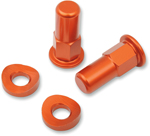No Toil Rim Lock Tower Nut/Spacer Set (Orange) NTRK006