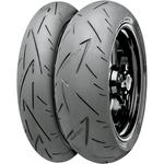 Continental ContiSportAttack 2 Supersport Radial Front Tire (Blackwall) 120/70R17 58W