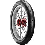 Avon Cobra Chrome Front Tire (Blackwall) 130/70R18 63V