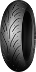Michelin Pilot Road 4 GT Motorcycle Tire | Rear 190/55ZR17 75(W) | Sport Touring