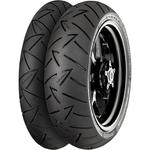 Continental ContiRoadAttack 2 EVO Sport Touring Radial Rear Tire (Blackwall) 190/55R17 75W