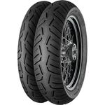 Continental ContiRoadAttack 3 Sport Touring Radial Rear Tire (Blackwall) 130/80R18 66V