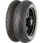 Continental ContiRoad Tire (Blackwall) 190/55R17 (75W)