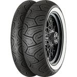 Continental ContiLegend Whitewall Front Tire (Wide Whitewall) 130/70-18 63H