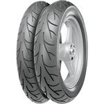 Continental ContiGo! Rear Tire (Blackwall) 130/70-17 62H