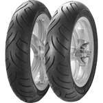 Avon AM63 Viper Stryke Scooter Rear Tire (Blackwall) 120/80-16 60P