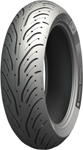 Michelin Pilot Road 4 All Season Scooter Tire | Rear 160/60R15 | 67H | Scooter