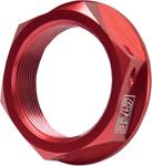 YOSHIMURA Steering Stem Nut (Red) Suzuki RM-Z250, RM-Z450