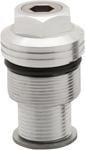 Burly Brand - B25-3000 - Fork Preload Adjusters, Machined Aluminum Finish