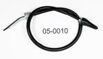 MOTION PRO Black Vinyl Tachometer Cable (05-0010)