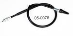 MOTION PRO Black Vinyl Tachometer Cable (05-0076)