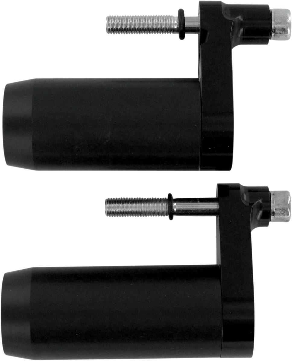 PSR Frame Sliders / Chassis Protectors (Black) 07-00911-02