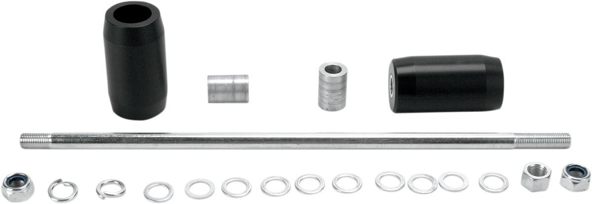 PSR Frame Sliders / Chassis Protectors (Black) 02-00902-02