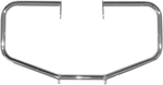 Lindby UNIBAR Front Highway Bars (Chrome) Suzuki 2001-2004 VL800 Volusia and 2005-2016 C50 Boulevard