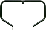 Lindby UNIBAR Front Highway Bars (Black) 1991-2016 H-D FXD models w/ mid-controls