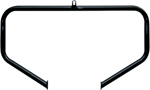Lindby UNIBAR Front Highway Bars (Black) 1997-2016 H-D FLHT, FLHX, FLHR, and FL Trikes
