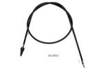 MOTION PRO Black Vinyl Speedometer Cable (06-0053)