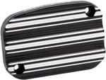 Arlen Ness - 03-227 - Front Brake Master Cylinder Cover, 10-Gauge - Black