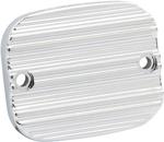 Arlen Ness - 03-228 - Front Brake Master Cylinder Cover, 10-Gauge - Chrome