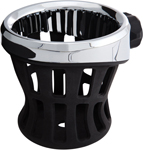 CIRO Replacement Drink Holder w/out Mount (Chrome)