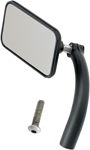 BILTWELL Perch Mount Utility Mirror (Black) 2.5