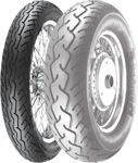 Pirelli Route MT 66 Front Bias Tire 100/90 - 19 57H TL (Cruiser)