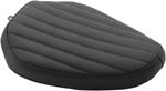 Burly Brand - B13-2100 - Brat Solo Seat, Ribbed Pattern