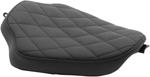 Burly Brand - B13-2107 - Brat Solo Seat, Diamond Pattern