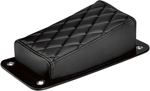 Biltwell Inc Harlot Pillion Passenger Pad (Diamond)