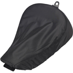 Biltwell Inc Waterproof Seat Skin Nylon Motorcycle Seat Cover (Black) Small