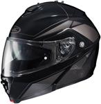 HJC IS-MAX II Elemental Modular/Flip-Up Motorcycle Helmet (Black)