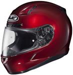 HJC CL-17 Full-Face Motorcycle Helmet (Wine)