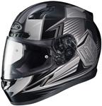 HJC CL-17 Striker Full-Face Motorcycle Helmet (Grey)