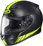 HJC CL-17 Streamline Full-Face Motorcycle Helmet (Hi-Viz Yellow)