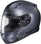 HJC CL-17 Streamline Full-Face Motorcycle Helmet (Black)