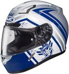 HJC CL-17 Mech Hunter Full-Face Motorcycle Helmet (Blue)
