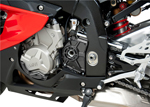 YOSHIMURA Front Sprocket Cover (Works Edition) 2010-2015 BMW S1000RR